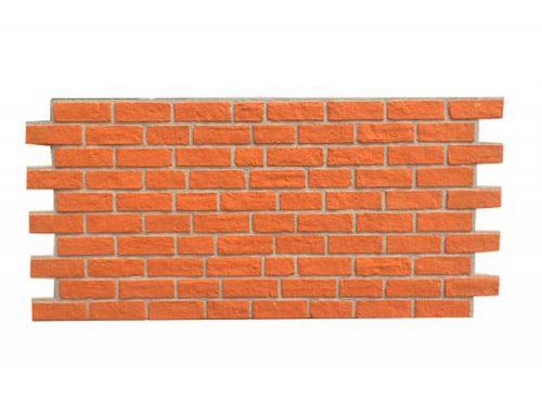 Polyurethane Brick Panels DK1007 RED