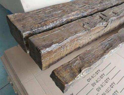 Faux Wood Beams WT-0002W