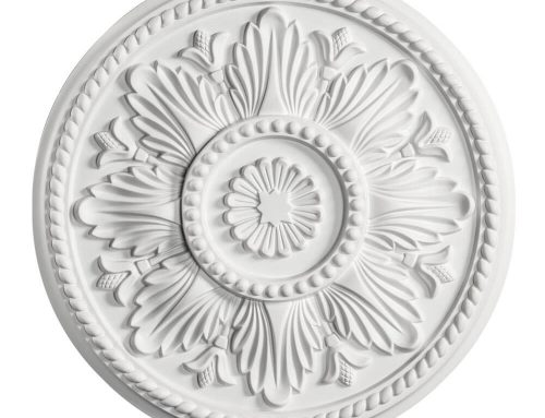 46.2 CM Decor Ceiling Medallion DKM5004