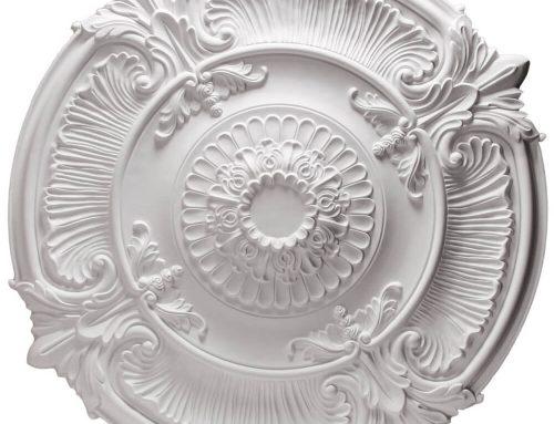 100 CM Large Size Victorian Ceiling Rose DKM-5011
