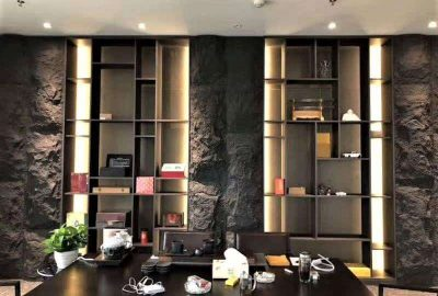 Murshroom stone panel dark 2