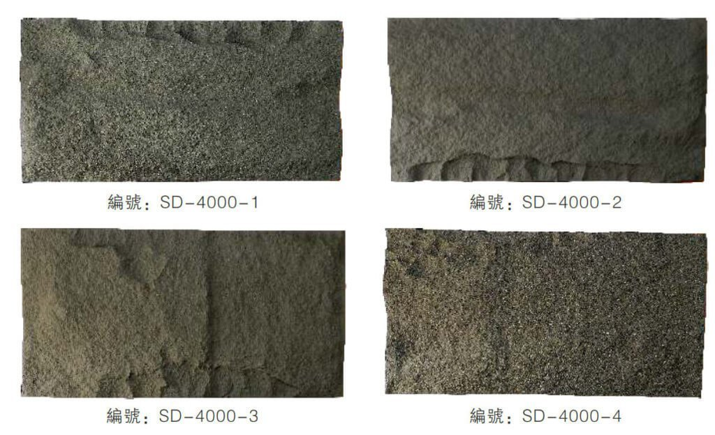 Faux stone panels giant stone SD4000 series