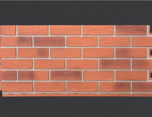 Light Weight Faux Brick Panel VD4 Series