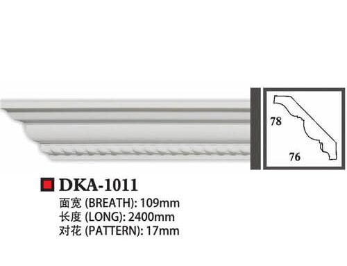 Cornice Moulding DKA-1011 Breath 109mm