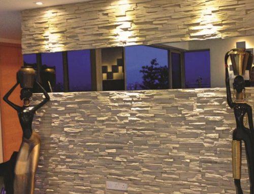 Fiberglass Faux Stone Siding GW003 280*130cm
