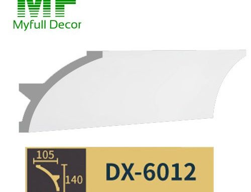 Wall & Ceiling Uplighting Cornice DX-6012