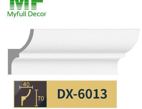 Uplighting Cornice Moulding DX-6013