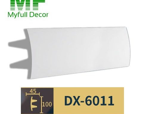 Indirect lighting molding DX-6011
