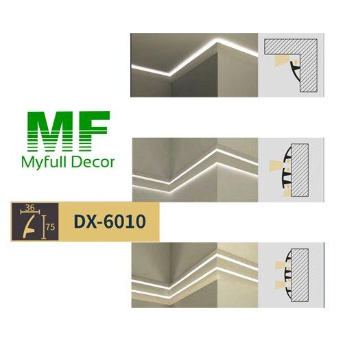 dx-6010-1 uplighting cornice