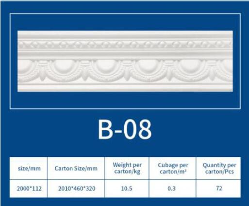EPS Cornice B08