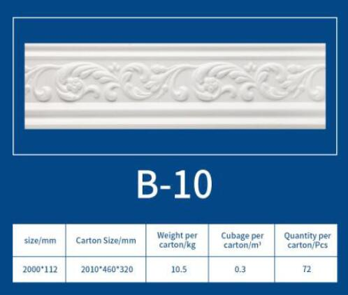 EPS Cornice B10