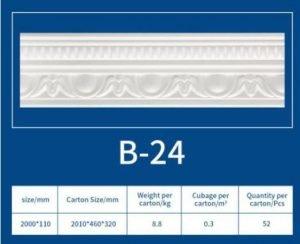 EPS Cornice B24