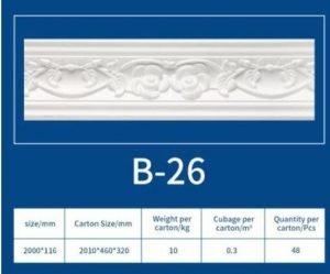 EPS Cornice B26