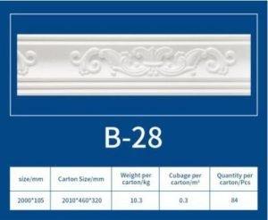 EPS Cornice B28