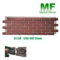 Faux Brick Panel Sedona Hill