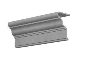 GRC exterior molding