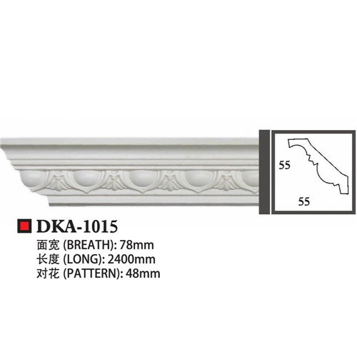 egg and dart crown molding 1015