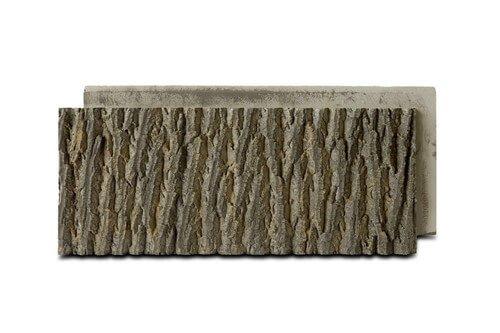 Timber Brown Bark Siding
