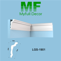 XPS Polystyrene Coving Cornice LGS1901