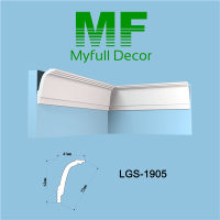 XPS Polystyrene Coving Cornice LGS1905
