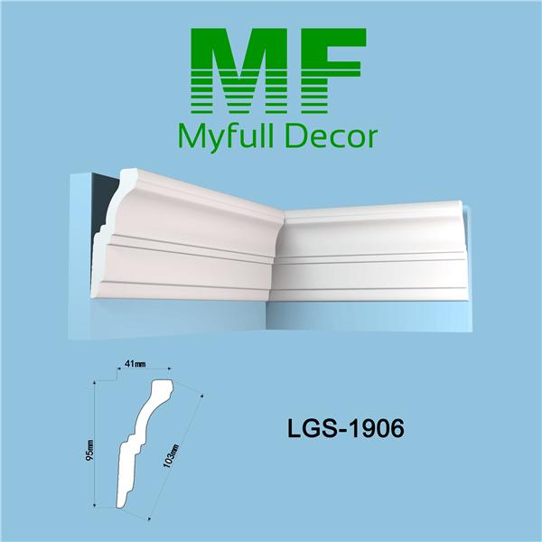 XPS Polystyrene Coving Cornice LGS1906