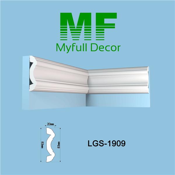 XPS Polystyrene Coving Cornice LGS1909