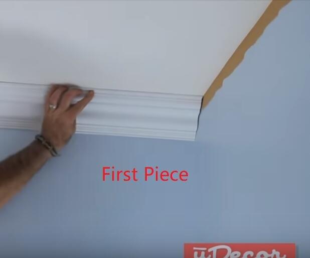 piece runs into the wall