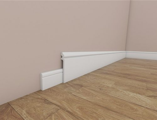 Cover Skirting Boards