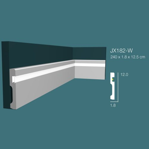 Led Baseboard Lighting JX182